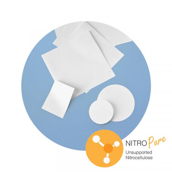 Unsupported Nitrocellulose NitroPure™